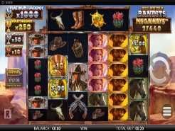 Big Bucks Bandits Megaways Slots